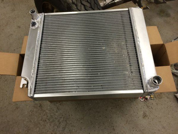 Picture of V8 Conversion Radiator