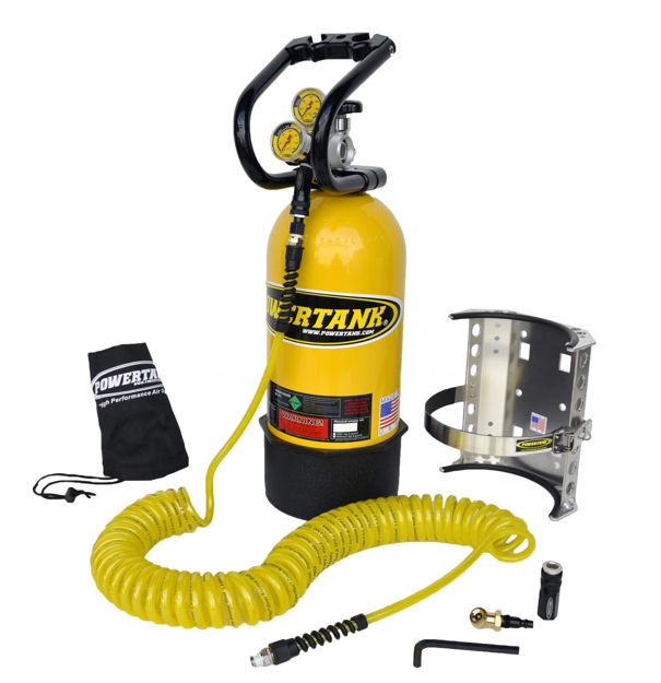 Picture of CO2 Tank 10 LB 400 PSI Package A System