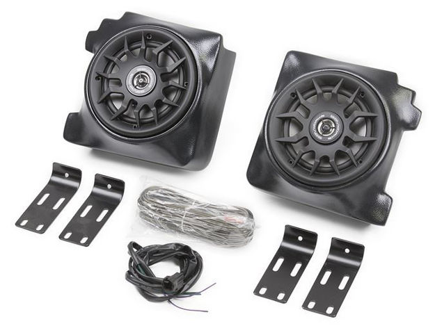 Picture of Speakers Add-On Outboard Rock Garden Pair GenRight
